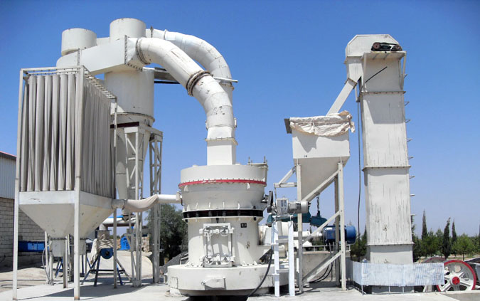 Limestone Grinding Machinery